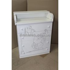 Комод Gnom 4 + пеленатор